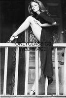 SEXY LONG LEGS ACTRESS MODEL CHARLOTTE RAMPLING 8X12 PHOTO PINUP CHEESECAKE