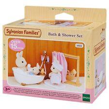 Sylvanian Families Bath and Shower Set Sf5022