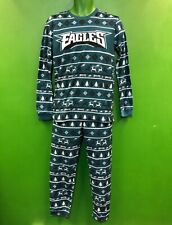 M333/270 NFL Philadelphia Eagles Christmas Pyjamas 2-pc Youth Large 14-16