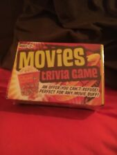 New In Box - Movies Trivia Game By Outset
