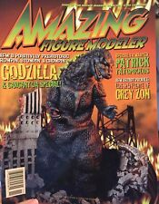 Amazing Figure Modeler Magazine #12 issue Godzilla