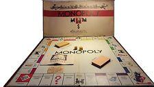 Vintage 1936 Monopol weiß Box Set mit herausnehmbaren Fach Tray kostenloser Versand