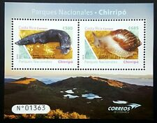 Costa Rica Stamps National Parks MNH Minisheet 2019 ***NEW***