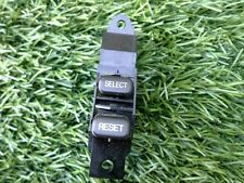 2001-2006 ACURA MDX SELECT &RESET SWITCH OEM SEE PHOTO