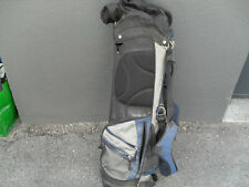 ENSEMBLE DE GOLF - SAC - CLUBS - BALLES  - TEES