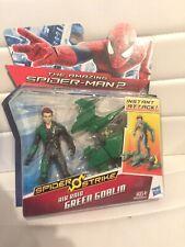 3.75? Amazing Spider-Man 2: Air Raid Green Goblin - Marvel Legends Universe