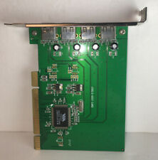 Via VT6212L 4-Port USB 2.0 Card 4 external USB 2.0 PCI Card