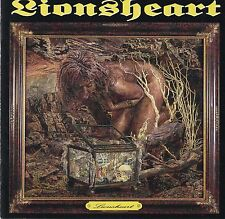 Lionsheart Japan CD 1 Bonus Track Hard Rock 1993 No Obi