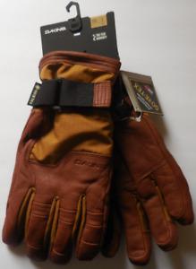 DAKINE Men Maverick Gore-Tex Snowboard & Ski Gloves Size Large New