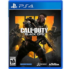 Call of Duty: Black Ops 4 PS4 [Factory Refurbished]