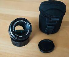 Konica M-Hexanon 50mm F/2,0 - Konica-Summicron für Leica M, Canon R, Nikon Z o.ä