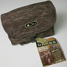 Hunting Drake Shotgun Shell Boss Shotgun Shell Bag Mossy Oak Bottomland Camo New