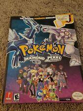 Official Scenario Guide: Pokemon Diamond and Pearl Video Game Guide Nintendo