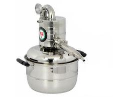 10L Home Water Alcohol Distiller Wine Spirits Boiler Wine Making Equipment