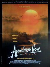 APOCALYPSE NOW REDUX Affiche Cinéma Originale pliée 53x40 Movie Poster COPPOLA