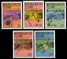 Tschad 1979 - Mi-Nr. 747-751 ** - MNH - ungezähnt - Raumfahrt / Space