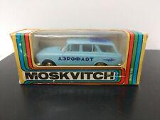 1/43 Lada  festival  Moscow 1985 ussr cccp novoexport moskvitch