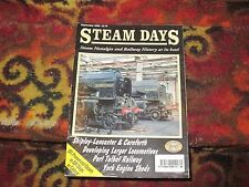 Steam Days magazine number 229, September 2008, excellent condition