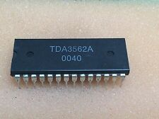 1 pc. TDA3562A   PAL-Decoder  DIP28  NOS