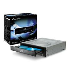 Blu-ray DVD-RW BD-XL Writer Combo,Pioneer, Black, Retail No Software