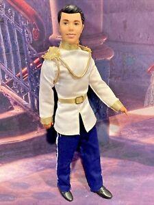 "Prince Charming Ken 12"" Doll - From Cinderella -By Mattel & Disney - handsome"