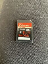Sandisk Extreme Hd Video 8GB