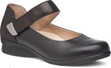 NEW DANSKO 'Audrey' Black Nappa Leather Mary Jane, Women's Size 39 (8.5-9) $145