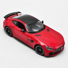1/24 Scale Mercedes-AMG GT R Sports Car Diecast Model Car Gift Red Collection
