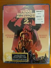 The Texas Chainsaw Massacre 2 (with card and sealed)