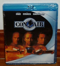 CON AIR-CONVICTOS EN EL AIRE-BLU-RAY-NUEVO-PRECINTADO-NEW-SEALED-DISNEY-ACCIÓN