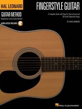 Fingerstyle Guitar Method - A Complete Guide with Step-by-Step Lessons 000697378