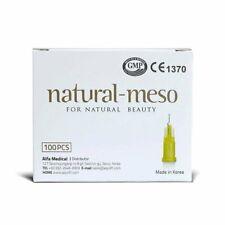 Needle for mesotherapy Natural-meso 31G 0,26х4 mm 100 pcs/box