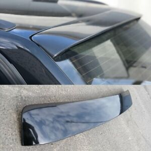 bmw E34 Spoiler lip M5 Rear Roof Spoiler Wing bmw 34 for Touring e34 with bolts