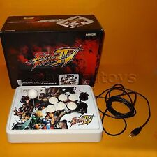 PLAYSTATION 3 PS3 MADCATZ STREET FIGHTER IV ARCADE FIGHTSTICK COLLECTOR'S ED