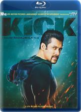 Salman Khan's Blockbuster Hit Movie KICK Brand new sealed pack Blu-Ray Disc