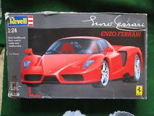 1:24 escala kit plástico Revell de Enzo Ferrari #07309 MIB