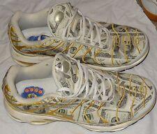 RARE NIKE AIR MAX TN $100 DOLLAR BILL Shoes, Men Size 12, 604133 025 EUC