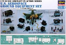 Hasegawa X72-6 1/72 U.S. AEROSPACE GROUND EQUIPMENT SET Rare from Japan