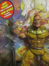 MARVEL LEGENDS AOA SABERTOOTH -- MIP Walmart Exclusive ! Giant Man wave French