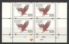 RSA 1997 Fish Eagle/Birds/Raptors1v c/b (za10078)