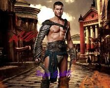 ANDY WHITFIELD SPARTACUS WAR OF THE DAMNED SIGNED 10X8 REPRO PHOTO PRINT WM