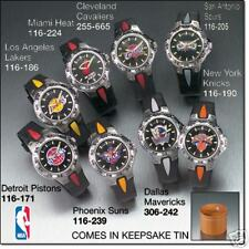 NBA Basketball Watch in Tin - LOS ANGELES LAKERS
