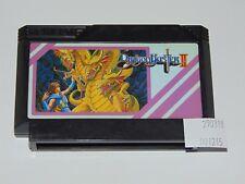 Famicom Dragon Buster II (2) - Namcot (cartucho/cartridge)