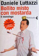 DANIELE LUTTAZZI BOLLITO MISTO CON MOSTARDA DVD + GIARDINI DELL'EPISTASSI 2005