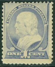 USA : 1887. Scott #212 Mint Original Gum Hinged. Catalog $90.00.