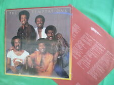 The Temptations Lp- self titled 1981 release, excellent