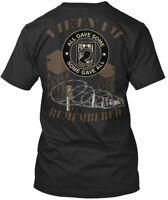 Vietnam Remembered Pow Mia T S - All Gave Some Premium Tee T-Shirt
