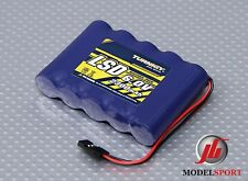 Turnigy LSD 6.0V 2300mAh Ni-MH Flat Receiver Pack Rx Battery Low Self Discharge