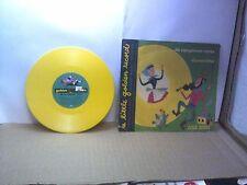 Old 78 RPM Children's Record - Golden 21 - De Camptown Races / Clementine