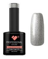 276 VB Line Silver Queen in Chrome - gel nail polish - super gel polish
